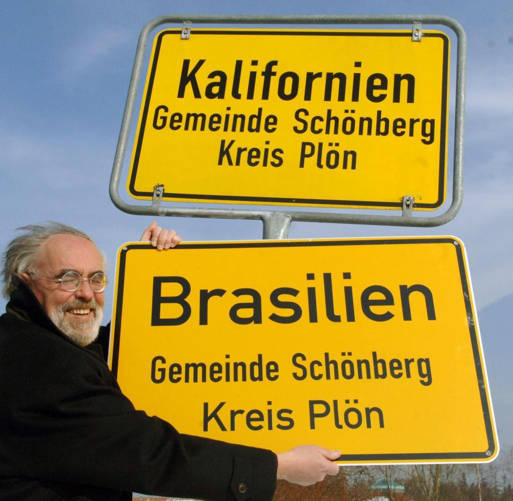 Heimaturlaub: Holland, Afrika, Ägypten – Weltreise in Deutschland ...