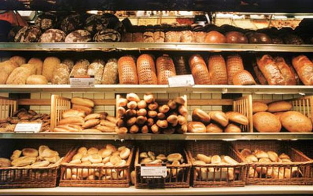 Khám phá thiên đường bánh mì ở Đức
