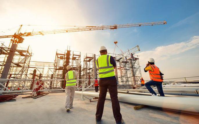 Du học nghề xây dựng tại Đức được học lý thuyết và thực hành